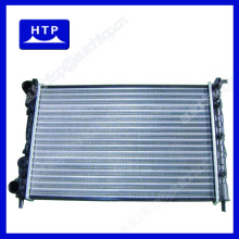 auto aluminum radiator used for FIAT SIENA 16MT 46779393