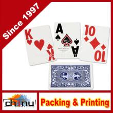 Super Jumbo Spielkarten Einzeldeck Blau (430182)