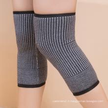 vente chaude en stock manches en laine en gros genou