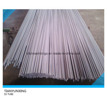 Ss304 & Ss316 Seamless Capillary Stainless Steel Pipes/Tubes