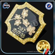 2016 zodiaco chino letra lapela fabricante de China