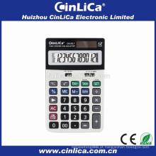 DS-20LT calculadora de escritório de 12 dígitos, calculadora de energia solar