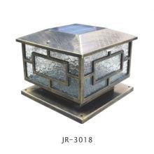 Mosaik im freien Säule Tor Licht/Outdoor-Tor light(JR-3018)