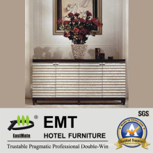 Modern Style Hotel Pubilc Area Flower-Stand Table (EMT-CA27)