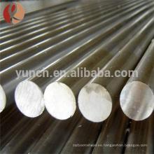 Precio de la barra de molibdeno ASTM B387 por kg