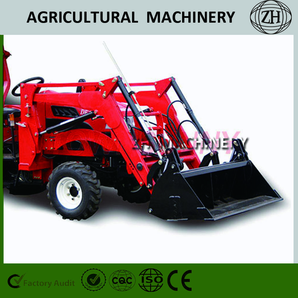 Dumper Tractor Wheel Front End Loader