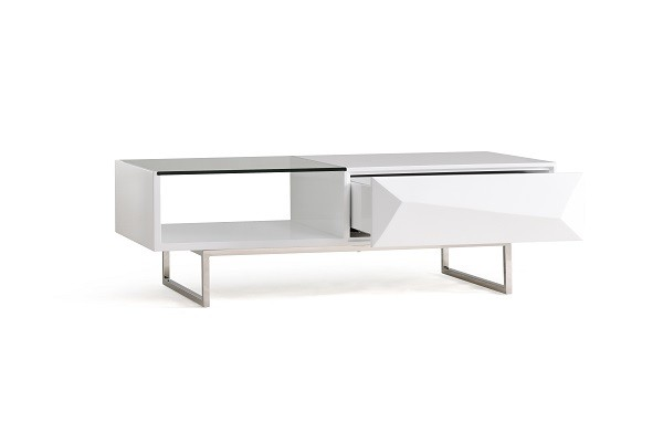 Oblong living room table
