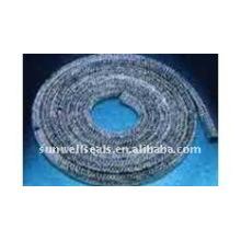 Embalagem de fibra carbonizada do fornecedor