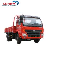 Camión de carga de capitán ligero de 7 toneladas motor CUMMINS