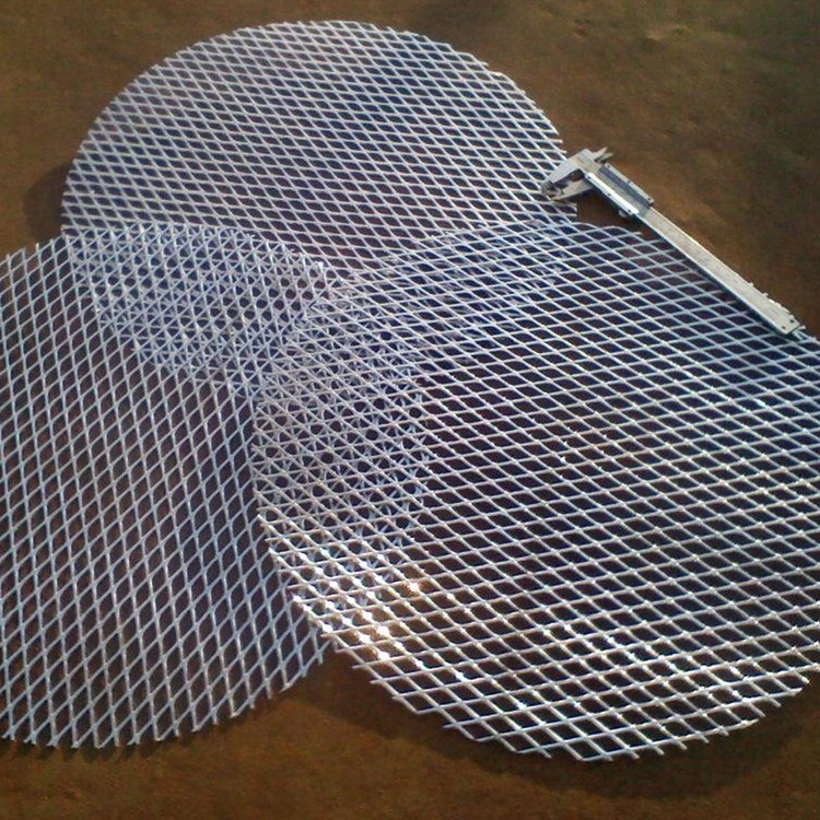 wire mesh circle disc