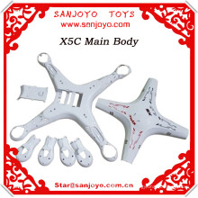 Syma X5 X5C quadcopter Main Body Cover SYMA Spare Part Quadcopter Body copter Body
