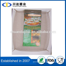 FDA Certificate Rib Rack Accessory Type and Other Accessories Type BBQ Mesh Grill Baskets                                                                         Quality Choice