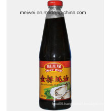 730g Oyster Sauce in Glass Bottle