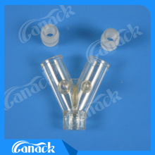 Reusable Anesthesia Breathing Circuit PSF Wye Connector