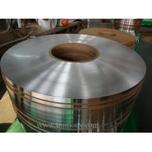 Franja de aluminio recubierta