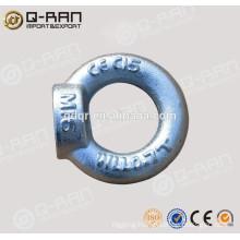 Marine High Strength Drop Forged Anchor Nut DIN582 Eye Nut