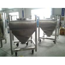 Conteneur IBC en acier inoxydable à vendre