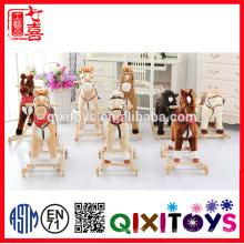 China-Kindersattel der besten Qualität für das Reiten des Spielzeugpferds