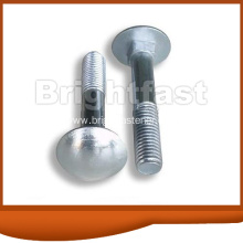 Metric Stainless Carriage Bolts