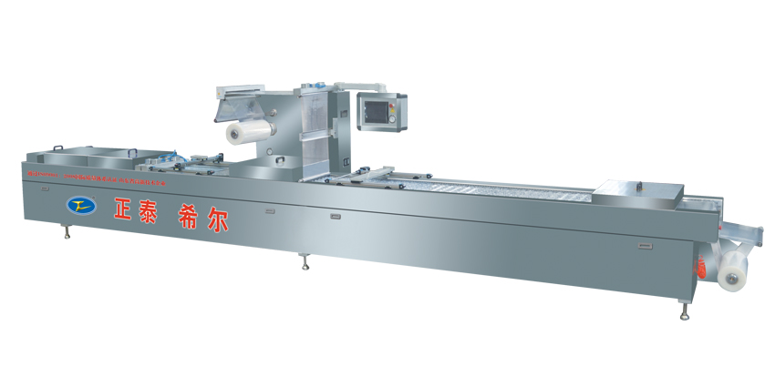 Xier Continuous Stretch Vacuum Packaging Machine