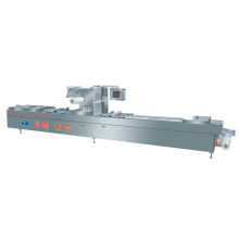 Leisure Food Continuous Stretch Wrapping Machine