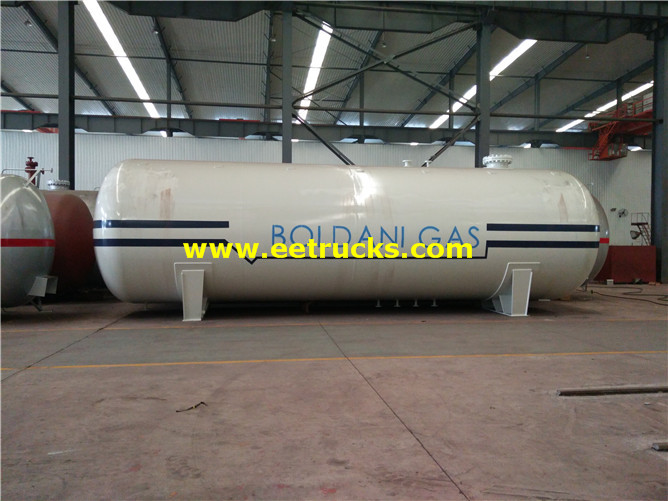 50 Ton Domestic LPG Tanks