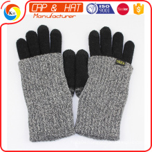 Fashion Multifunction Knitted Winter Screen Touch Gloves for smartphones two-piece suit