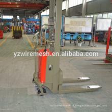Empilhador manual ou elétrico popular em 2016 / empilhador hidráulico