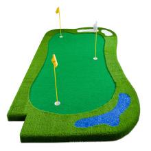 Deluxe Custom Artificial Golf Putting Green Übungsmatte