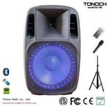 OEM caixa de som de 12 polegadas de plástico para o modelo EM12UB