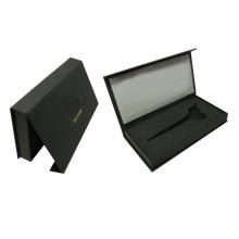 Alta calidad hecha en el embalaje de lujo elegante de China prefume el fabricante de la caja