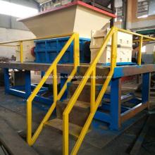 Trituradora de cartón de doble cable de cobre compuesto de alambre de cobre