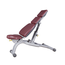 Adjustable Bench Commercial Gym Equipment