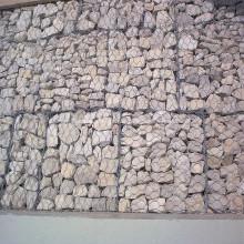Caixa galvanizada de Gabion para a parede da caraterística