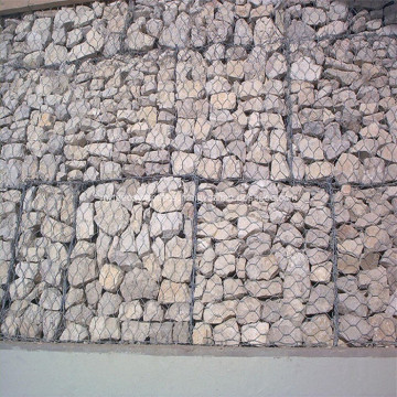 Galvanized Gabion Box For Feature Wall