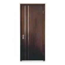 Porte en bois plate (FD010)