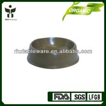 Hot selling plant fiber pet bowls