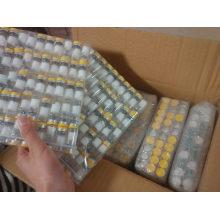 Высокое качество белый порошок пептид Гексарелин для наращивания мышечной массы