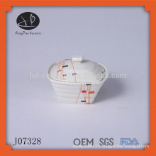 Many kinds of decal ceramic ceram cookie mason jar lids