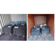 elevator concrete blocks for counterweight frame
