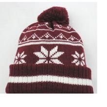 Gorras coloridas de Hip Hop tejidas gorrita tejida / sombreros de gorrita tejida de encargo / sombrero hecho punto invierno