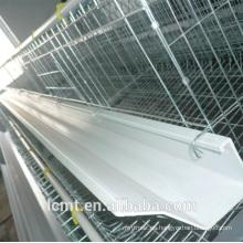 Canal de alimentación de las aves de corral del pollo del PVC para el sistema de alimentación automático