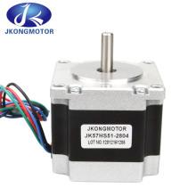 57mm 1.0nm 2.8A 6.35mm Diameter NEMA 23 Stepper Motor Jk57HS51-2804