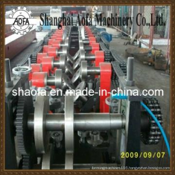 Z C Channel Making Roll Forming Machine (AF-CZ80-300)