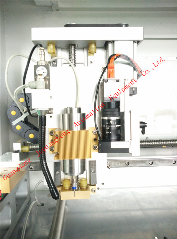 JGH-217 curvilinear PCB cutting machine (6)