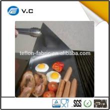 Non-Stick BBQ Grillmatten aus schwerem extra dickem Material und leicht zu reinigen und Spülmaschinensafe
