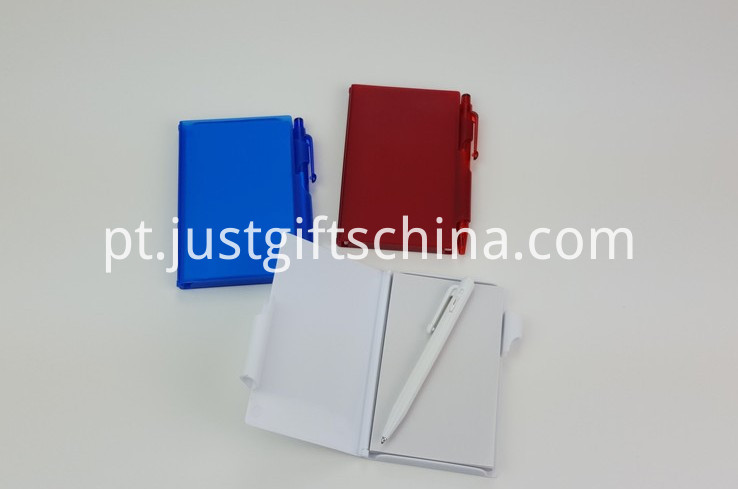 PP Notebook WithPens