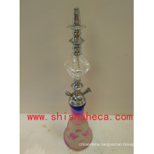 White Design Fashion High Quality Nargile Smoking Pipe Shisha Hookah