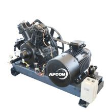 Top Quality APCOM PET bottle Blowing high pressure air compressor pet blow moulding 40 30 20 bar air compressor