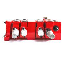 Telescopic Handler hydraulic valves